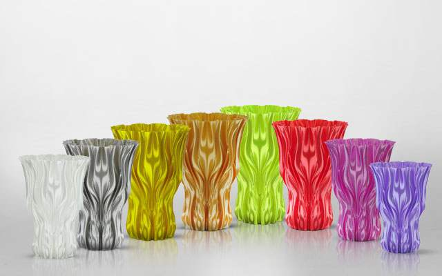 Animation Neues Silk Filament