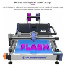 Produktbild: AD1 600x600x70mm Channel letter 3D Printer FlashForge